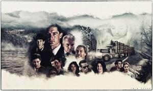 Твин Пикс (Twin Peaks), Дэвид Линч, Лесли Линка Глаттер, Калеб Дешанель