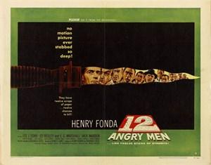 12 разгневанных мужчин (12 Angry Men), Сидни Люмет