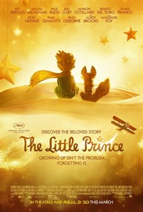 Маленький принц (The Little Prince), Марк Осборн