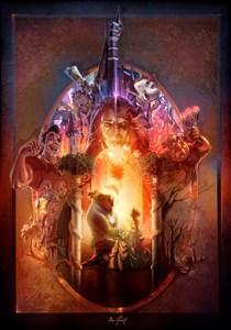 Красавица и чудовище (Beauty and the Beast), Гари Труздейл, Кирк Уайз