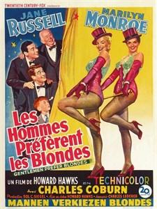 Джентльмены предпочитают блондинок (Gentlemen Prefer Blondes), Ховард Хоукс