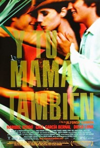 И твою маму тоже (Y tu mama tambien), Альфонсо Куарон