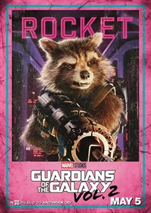 Стражи Галактики. Часть 2 (Guardians of the Galaxy Vol. 2), Джеймс Ганн