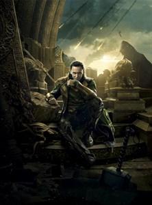 Тор 2: Царство тьмы (Thor The Dark World), Алан Тейлор
