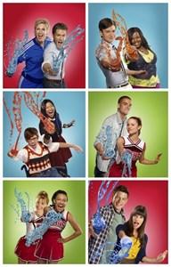 Лузеры (Glee), Брэдли Букер, Брэд Фалчук, Эрик Столц