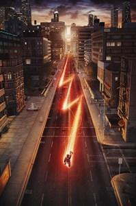 Флэш (The Flash), Дермотт Даунс, Ральф Хемекер, Джесси Уарн