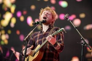 Эд Ширран: Концерт  на стадионе Уэмбли (Ed Sheeran Live From Wemble Stadium), Фото с концерта