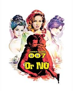 Джеймс Бонд 01 - Доктор Ноу (Dr. No), Теренс Янг