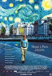 Полночь в Париже (Midnight in Paris), Вуди Аллен