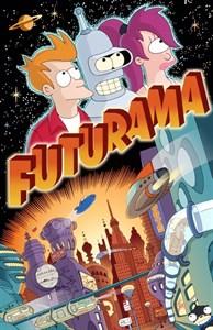 Футурама (Futurama), Питер Аванзино, Брэт Хааланд, Грегг Ванцо