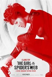 Девушка, которая застряла в паутине (The Girl in the Spider's Web), Федерико Альварес