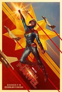 Капитан Марвел (Captain Marvel), Анна Боден, Райан Флек