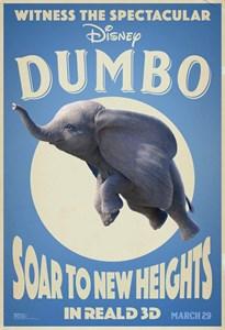 Дамбо (Dumbo), Тим Бертон