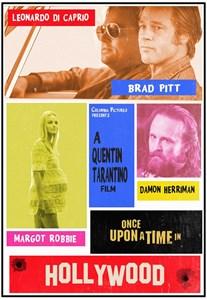 Однажды в… Голливуде (Once Upon a Time ... in Hollywood) Квентин Тарантино